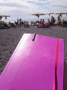 Vakantie, het ideale moment om te schrijven | HMVVDV