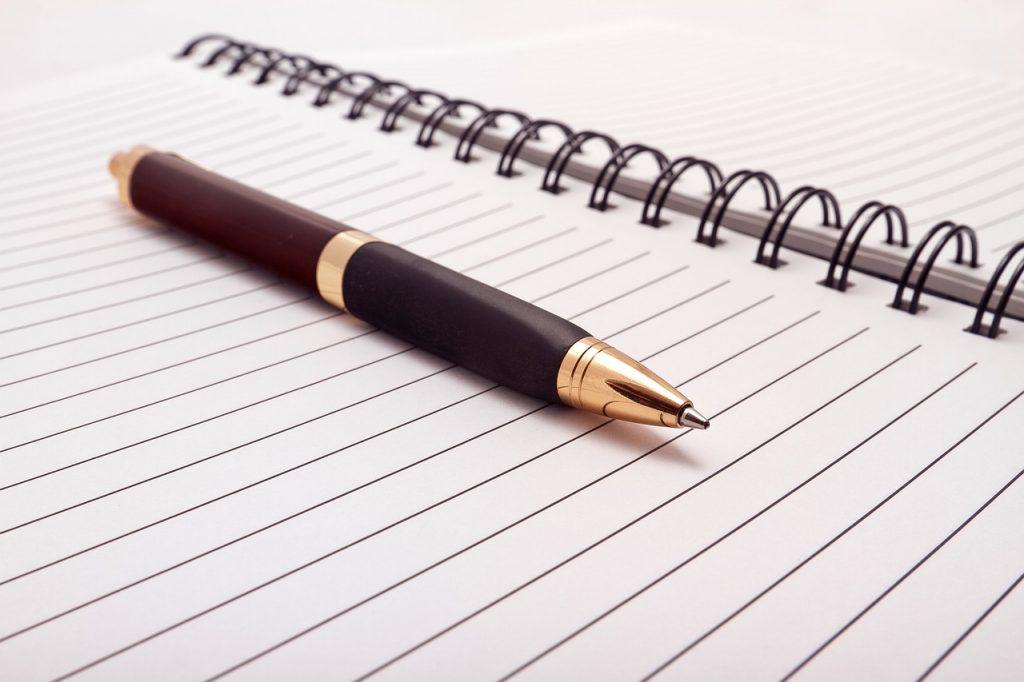 wil ik nou echt een schrijfretraite | HMVVDV