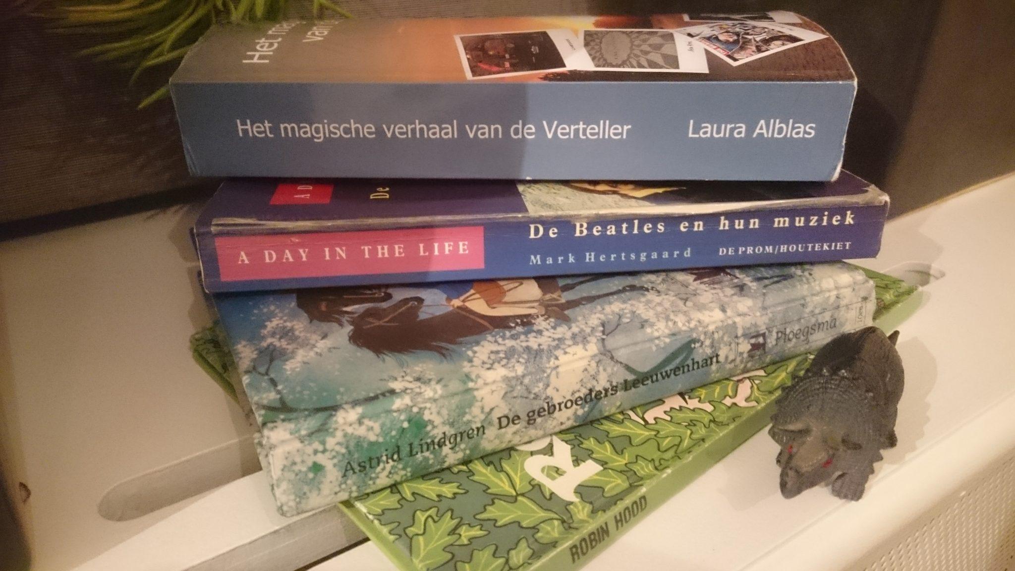 World Book Day: deze 5 boeken veranderden mijn leven | HMVVDV