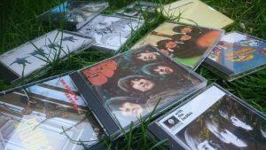 De 25 Beatlessongs in mijn boek