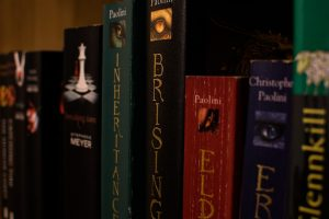 Boekenweek voor Jongeren book tag | HMVVDV