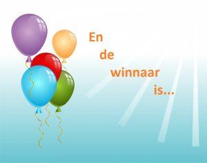 Winnaar van de winactie | HMVVDV