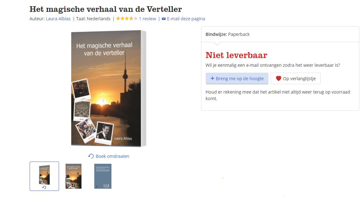 Boek als sinterklaascadeau | HMVVDV