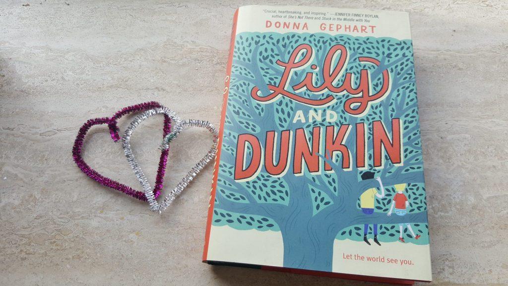 Leestip: Lily and Dunkin | HMVVDV