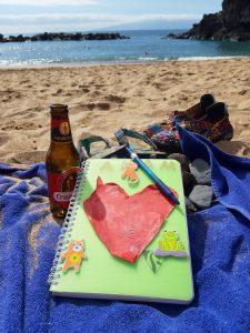 schrijfinspiratie op vakantie | HMVVDV