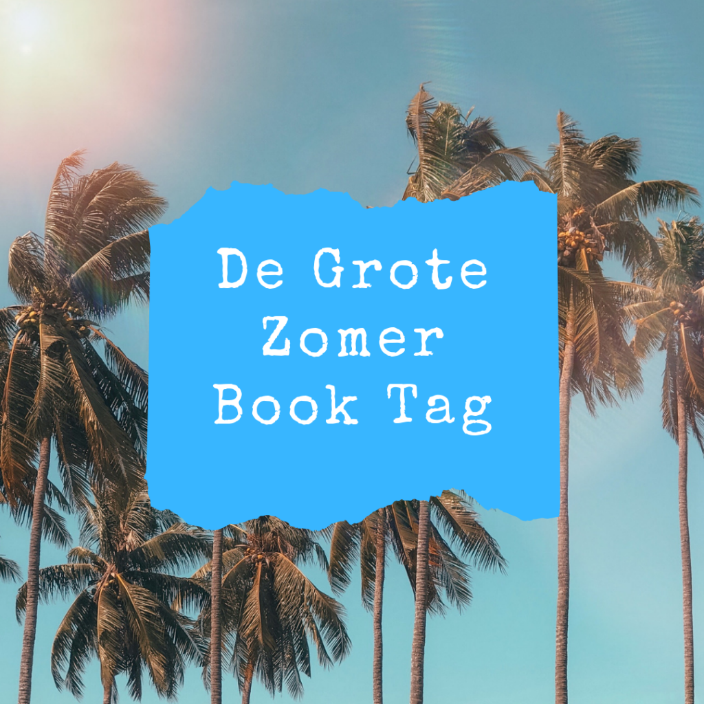 De Grote Zomer Book Tag | HMVVDV