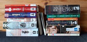 Te veel boeken meenemen op vakantie | HMVVDV