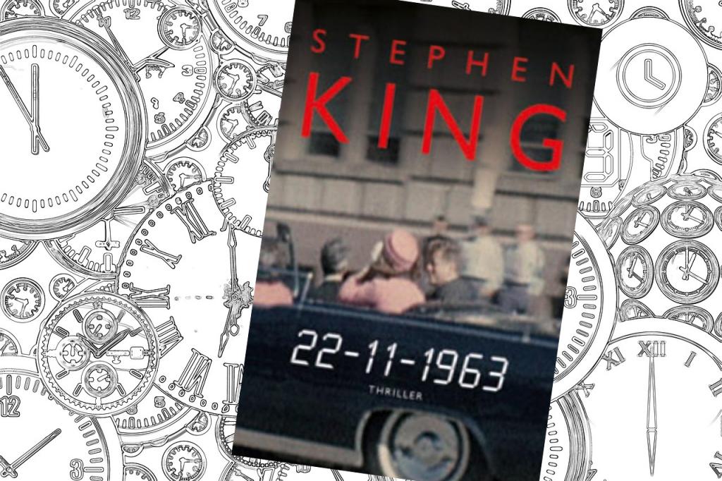Leestip: 22-11-1963 Stephen King | HMVVDV