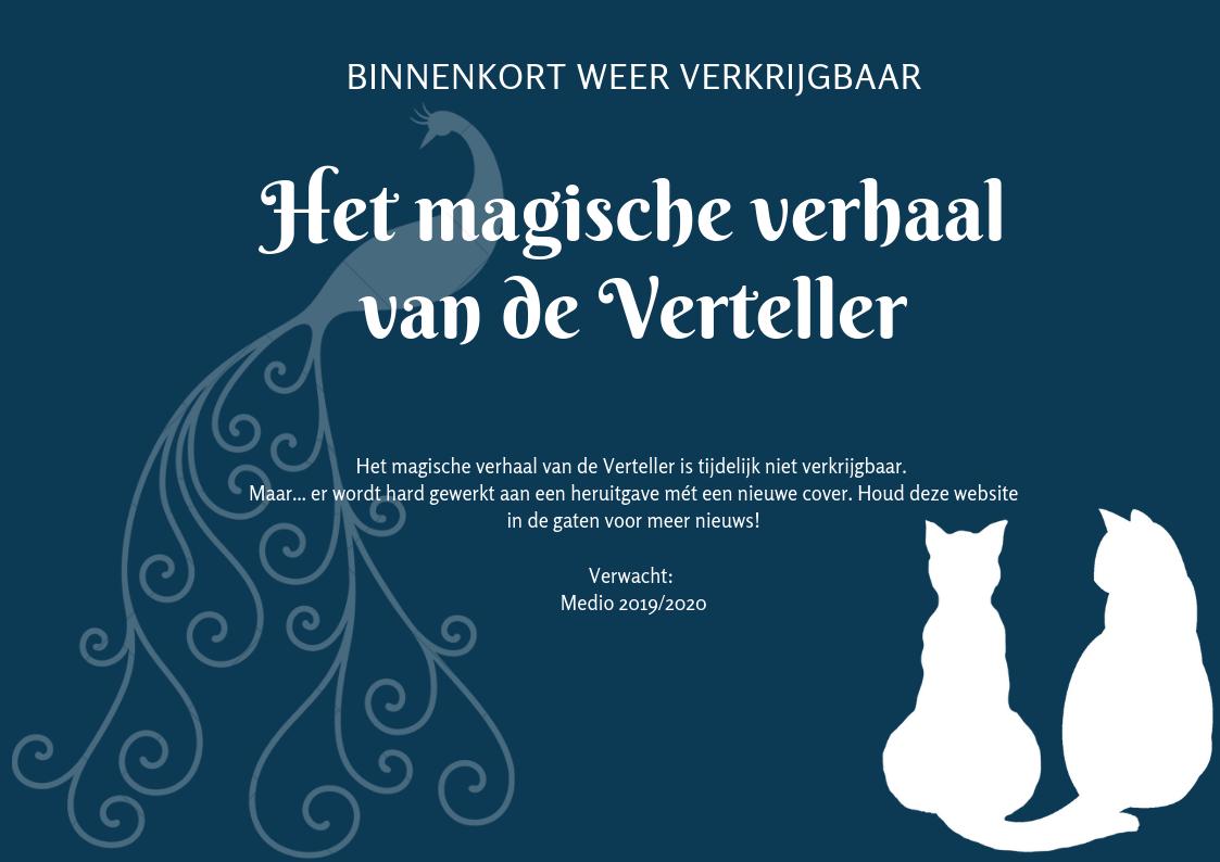 Het magische verhaal van de Verteller | HMVVDV