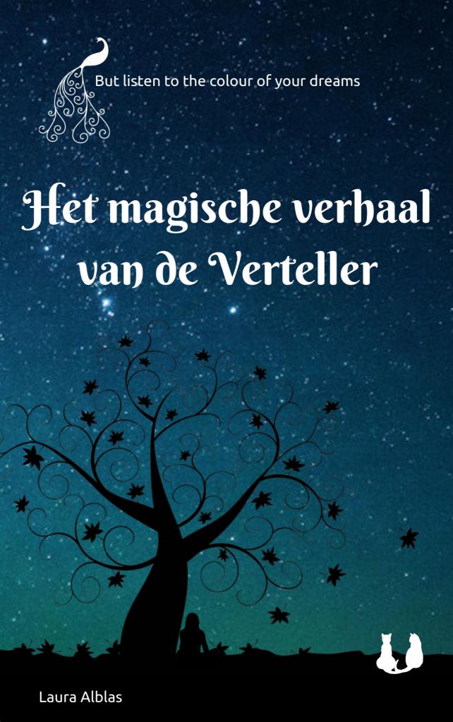 Cover Het magische verhaal van de Verteller | HMVVDV