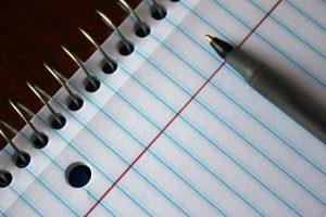 Boekenschrijfontwijkend gedrag | HMVVDV