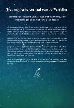Achterflap Het magische verhaal van de Verteller