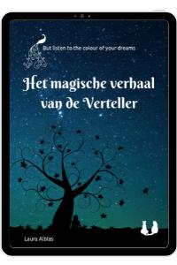 Het magische verhaal van de Verteller ereader | HMVVDV