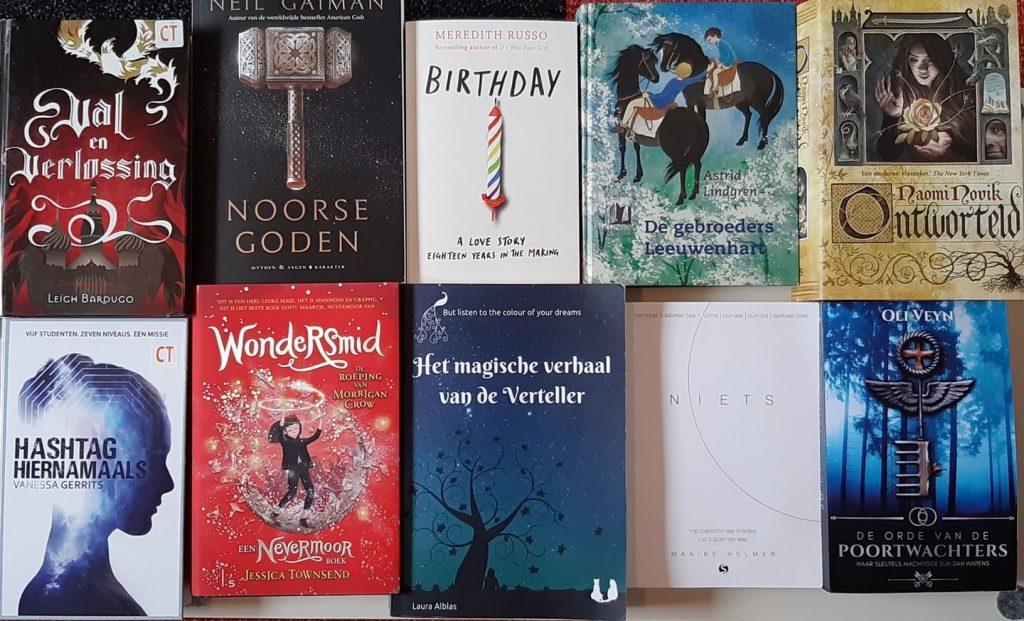 Judge a book by its cover | Het magische verhaal