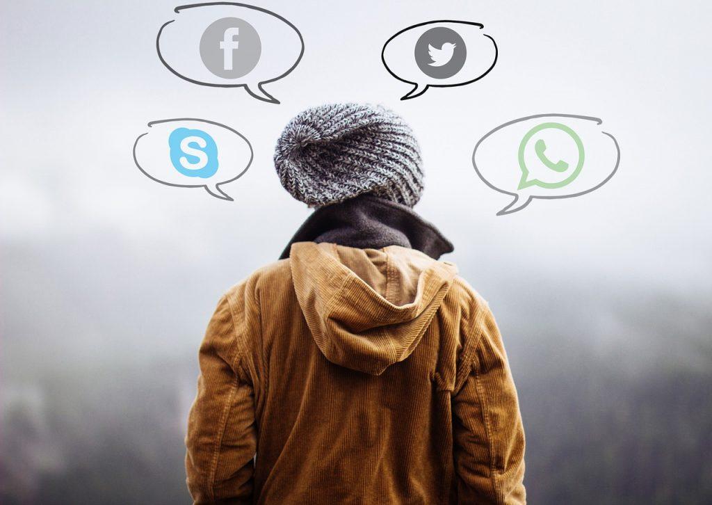 Social media stress | Het magische verhaal