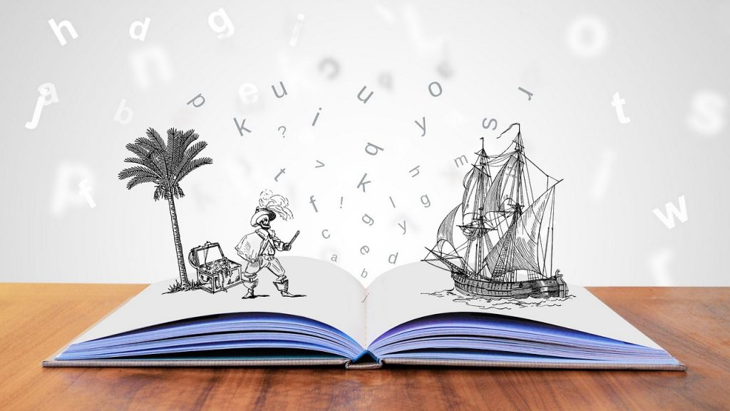Dit is mijn wil-ik-voorlezen-lijstje | Het magische verhaal