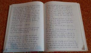Handschrift | Het magische verhaal