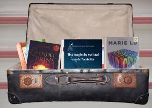Ga je mee op literaire wereldreis? | Het magische verhaal