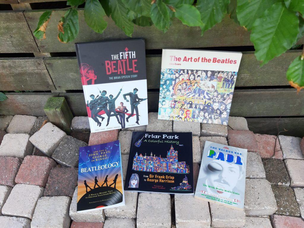 Vijf bijzondere Beatlesboeken op Global Beatles Day | Het magische verhaal