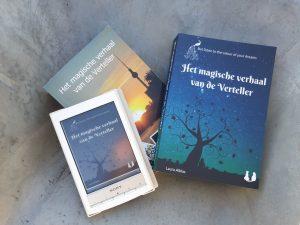 Ik ben schrijver en ik wil mijn eigen boek lezen | Het magische verhaal