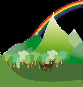bos en natuur | Het magische verhaal