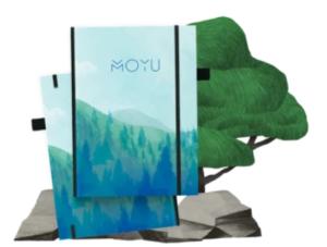 MOYU notitieboekje | Het magische verhaal