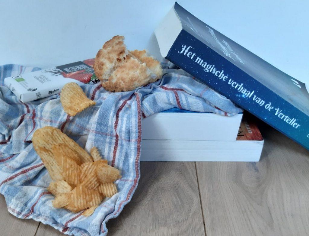 Lezen en snacken | Het magische verhaal