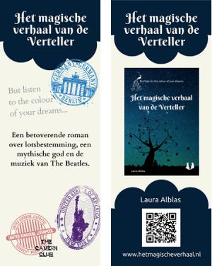 Boekenlegger stempels | Het magische verhaal