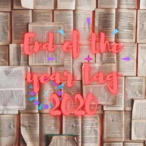End of the year tag 2020 | Het magische verhaal