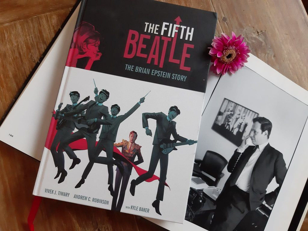 Leestip: The Fifth Beatle - The Brian Epstein Story | Het magische verhaal