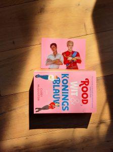 Leestip: Rood, Wit & Koningsblauw | Het magische verhaal
