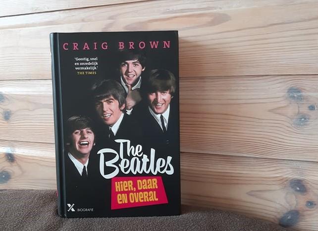 Recensie The Beatles: hier, daar en overal | HMVVDV