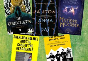 Mei 2021: mijn gelezen boeken